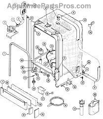 Whirlpool WP902894 Dishwasher Door Gasket