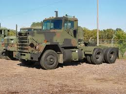 100 Military Semi Truck US Army M915 Heavy Picture US Army M915 Heavy Picture