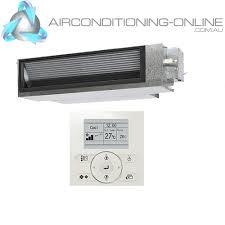 daikin fba85b ccv 8 5kw inverter slim line r32 single phase backlit controller