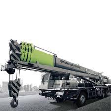 100 Truck Mounted Boom Lift Crane Derrick Truckmounted Construction