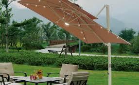 patio pergola modern balcony globe outdoor umbrella lights