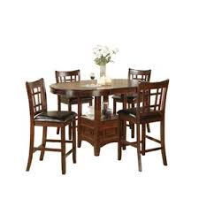 5 Piece Oval Dining Room Sets by Counter Height Oval Kitchen U0026 Dining Room Sets You U0027ll Love Wayfair