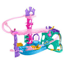 Magic Carpet Ride Tabs by Fisher Price Shimmer And Shine Teenie Genies Magic Carpet