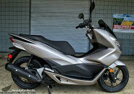 2016 Honda Pcx 150 Scooter Review Mpg Price