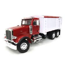 1/16th BIG FARM Peterbilt 367 Truck With Grain Box