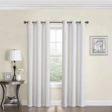 Sundown By Eclipse Curtains by Eclipse Curtains U0026 Drapes Window Treatments The Home Depot