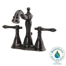 Moen Kingsley Faucet Oil Rubbed Bronze by Moen Brantford 4 In Centerset 2 Handle Low Arc Bathroom Faucet In