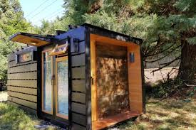 100 Home From Shipping Containers Container Turned Into Compact Tiny House For Two