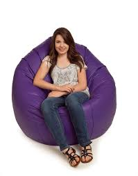 PURPLE CLASSIC VINYL BEAN BAG CHAIR, LARGE   DreamHome ... About Vinyl Bean Bag Chairs Home Design Inspiration And Wetlook Extra Large Pure Bead 301051118 Fniture Exciting Brown For Adults In Your Classy And Accsories Gold Medal 140 Blue Faux Leather Factory Magenta Beanbag Chair Cover Bags Futon City Vinyl Bean Bag Chairs Beanproducts Red Pixel Gamer Leatherdenim Jaxx 132 Round Shiny Multiple Colors