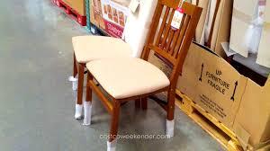 Samsonite Patio Furniturecanada by Bedroom Cute Stakmore Solid Wood Folding Chair Padded Seat