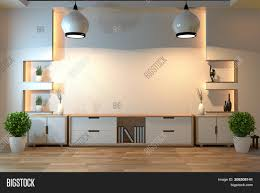 100 Zen Style House Empty Room Image Photo Free Trial Bigstock