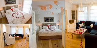 zimmer romantisch dekorieren tipps und deko hochzeitssuite