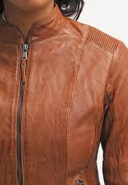 edgy mens leather jackets be edgy bella leather jacket cognac