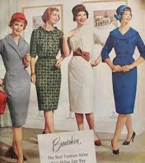 What Did Women Wear In The 1950s