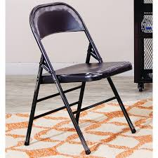 Bristow Metal Folding Chairs, Antique Black Distressed Set Of 4 ... Metal Folding Chairs Walmart Interiordedircom Antique Grey Vintage Garden Bistro Table And 2 Homegenies White Chippy Paint Ding Chair Heirloom Home Sustainable Slow Stylish A Plywood Scaramangas Industrial Fniture Scaramanga Louis Rastter Kumfort Brown Sold Pair Of Etsy One Hospital Foldable Peak Event Services Black Wood Wedding Slatted Shop Osp Furnishings Bristow Steel Finis