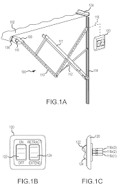 Patent US20110048651 - Awning Control With Multidimensional Motion ... Cafree Rv Awning Parts Diagram Wiring Wire Circuit Full Size Of Ae Awnings A E List Pictures To Pin On Motorized Patent Us4759396 Lock Mechanism For Roll Bar On Retractable Sunsetter Replacement Carter And L Chrissmith Exploded View Switch 45637491 Colorado Spirit Fiesta Arm Dometic Ac Shrutiradio R001252 Gas Spring Youtube