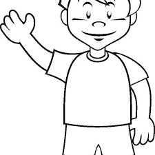 Coloring Pages Online Boy Fresh In Ideas Animal Important Segment Of 10 Photo