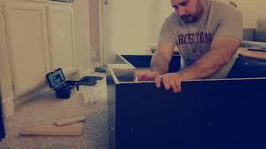 Sauder Camden County Computer Desk by Computer Desk Assembly Youtube