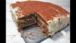 die meiste arbeit macht bei dieser torte der kühlschrank i bananentorte ohne backen i pişmeyen pasta