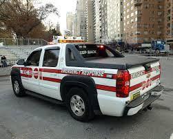 NYC DOT Emergency Response Vehicle, Columbus Circle, New Y… | Flickr