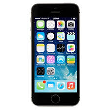 Amazon Apple iPhone 5S 32 GB Unlocked Space Gray Certified