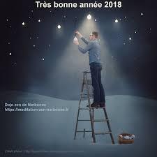 Vœux Pour 2018 Méditation Zen Narbonne