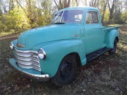 1951 Chevrolet 3100 For Sale | ClassicCars.com | CC-993283