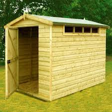 6 X 5 Apex Shed by Goodwood Security Professional Tongue And Groove Apex Shed 8 U0027 X 6