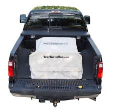 100 Truck Bed Bag Tuff TTBK Waterproof Cargo 40 W X 50 L X 22