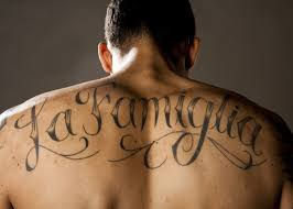 Since He Is Part Italian Matt Barnes Had This Tattooed On His Back