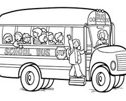 School Bus Safety Coloring Pages Owl