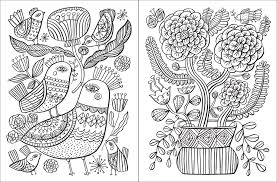 Posh Adult Coloring Book Happy Doodles For Fun Relaxation