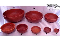 Coconut Wood Crafts From Indonesia Various Kitchen Utensils Made Of Wide Range Including Wooden Bowls Trays Plates