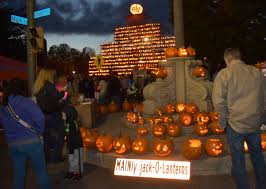 Nh Pumpkin Festival Riot by No Jack O Lantern Record Set But Record Crowds Flock To Laconia