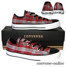 converse all plaid converse plaid clothes shoes accessories ebay