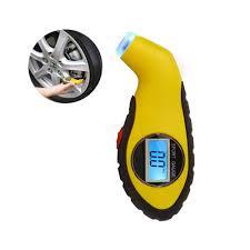 100 Truck Tire Gauge VXDAS Digital Pressure Small Portable Design Can Extend