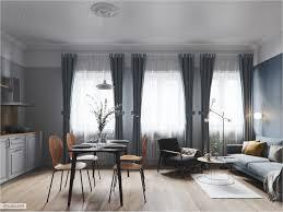100 St Petersburg Studio Apartments Scandinavian Interior In The Historical Center Of