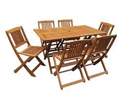 table chaise de jardin pas cher table de salon de jardin en bois ensemble table chaise jardin pas