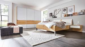 interliving schlafzimmer serie 1202 komplettzimmer weiß balkeneiche vierteilig