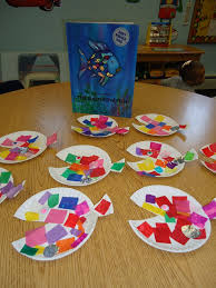 Squarehead Teachers Rainbow Fish Activities To Go With The Book By Marcus Pfister