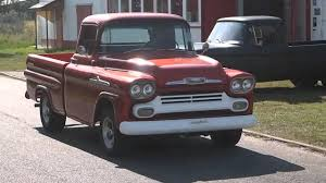 Chevrolet Apache Pickup 1958 Fleetside - YouTube 1958 Chevrolet Apache Stepside Truck Connors Motorcar Company Very Nice Pick Up 31 Fleetside Pickup 3a3134 The Dream Catcher Rmd Garages 58 Chevy Street Trucks Classic For Sale 4788 Dyler Cars Michigan Muscle Old Car Hd Youtube Classiccarscom Cc1025612 With A Twinturbo Ls1 Engine Swap Depot Sale Hrodhotline Apache Drag Truck Tribute Pro Street Bagged Old