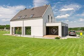 100 What Is Detached House Shot Of A White Singlefamily Detached House