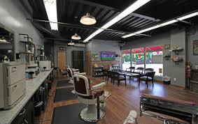 barber shop interior design ideas store decorations pinterest