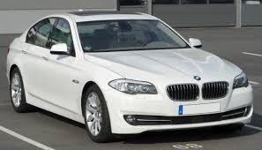 BMW 530d XDrive F10 laptimes specs performance data