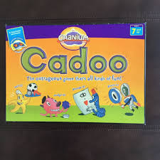 Cranium Cadoo Board Game Children 7 Complete Parents Choice Gold Award