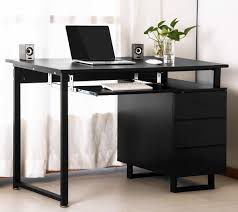 Walker Edison 3 Piece Contemporary Desk Multi by Riverside Bridgeport L Shaped Computer Desk With Optional Hutch