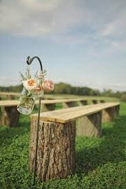 Outside Country Wedding Ideas Spring Best 25 Rustic Seating On Pinterest Hay Bale Simple Outdoor Reception