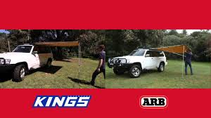 Kings Vs ARB Awning Comparison - YouTube Arb Awning Roomsmosquito Nets Toyota 4runner Forum Largest Mesh Room 32108 Rhinorack Amazoncom Awnings Shelters Truck Bed Tailgate Accsories Side Walls F L Tents Panorama Installation Full Size Arb Tow Vehicle Unofficial Campinn Screen_sho20168_at_1124png Touring Camping 4x4 Question About Regular Vs Foxwing Expedition Portal Deluxe 2500 X With Floor At Ok4wd New Taw All Access Roof Rack Question Archive