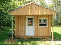 Cheap Shed Base Ideas by How To Build A 12x20 Cabin On A Budget 15 Steps With Pictures