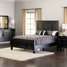 sandy beach bedroom collection black jerome s furniture